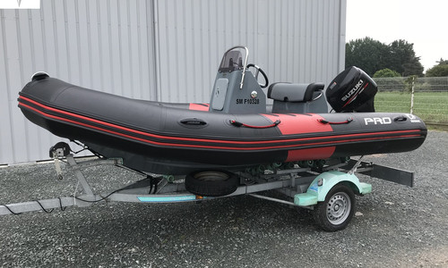 Image of Zodiac PRO MAN 9 for sale in France for €12,500 (£11,123) Matignon, , France