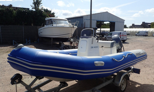 Image of Zodiac PRO 500 II for sale in France for €14,500 (£13,031) matignon, , France