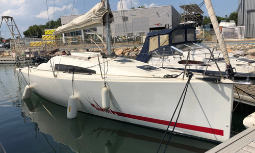 Image of Jeanneau Sun Fast 3200 for sale in France for €99,400 (£88,397) CANET EN ROUSSILLON, , France