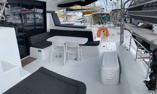 Image of Lagoon 42 for sale in Martinique for €395,000 (£351,039) Le Marin, Le Marin, Martinique