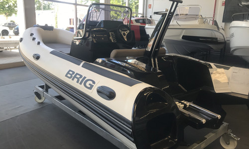 Image of Brig Eagle 5 for sale in Spain for €28,000 (£24,913) Ampuriabrava, , Spain