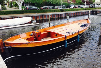 Sloep Gozzo for sale in Netherlands for €45,000 (£38,760)