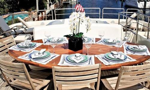 Image of Azimut Yachts 100 Jumbo for sale in United States of America for $1,399,000 (£1,020,535) Fort Lauderdale, FL, United States of America