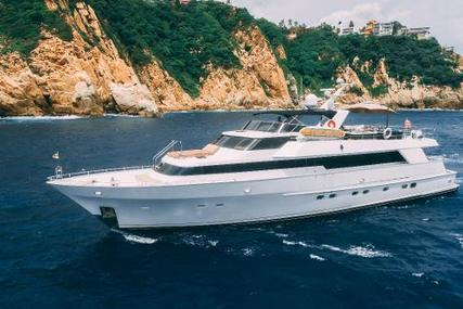 Poole Raised Pilothouse for sale in Mexico for $1,670,000 (£1,196,472)
