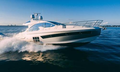 Image of Azimut Yachts 55S for sale in United States of America for $1,279,999 (£920,485) Manhasset, NY, United States of America