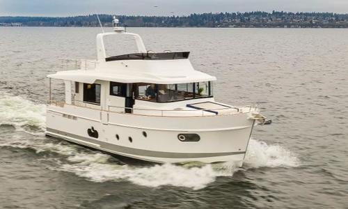 Image of Beneteau Swift Trawler 50 for sale in United States of America for $1,452,033 (£1,039,580) Seattle, WA, United States of America