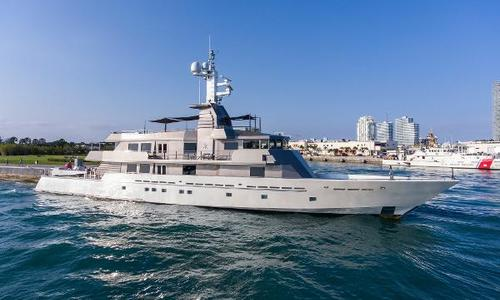 Image of Oceanfast Custom Superyacht for sale in United States of America for $9,900,000 (£7,109,515) Miami Beach, FL, United States of America