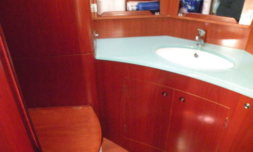 Image of Beneteau 57 Shallow Draft for sale in Portugal for €370,000 (£329,243) Lisbon, , Portugal