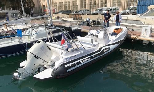 Image of Zar Formenti 65 for sale in France for €55,000 (£47,503) la seyne sur mer, , France