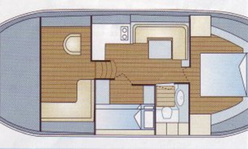 Image of Menorquin 120 for sale in Italy for €142,000 (£122,803) Toscana, Toscana, , Italy