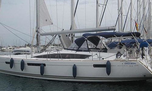 Image of Jeanneau YACHTS 53 for sale in Greece for €145,000 (£124,816) GOUVIA, , Greece
