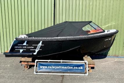 Corsiva 500 Tender for sale in United Kingdom for £14,775