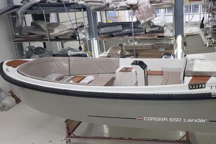 Corsiva 650 Tender for sale in United Kingdom for £22,150