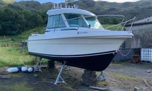 Image of Jeanneau Merry Fisher 625 for sale in United Kingdom for £18,495 Lochgoilhead, , United Kingdom