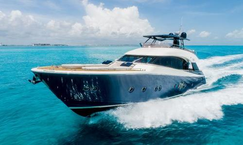 Image of MONTE CARLO YACHTS MCY for sale in Mexico for $1,900,000 (£1,376,423) Cancun, Mexico