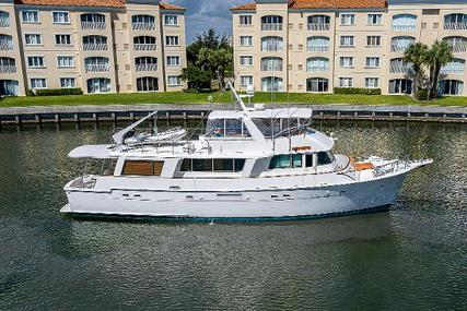 Hatteras 70 Long Range Cruiser for sale in United States of America for $599,000 (£435,098)