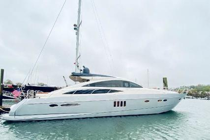 Princess V70 for sale in United States of America for $849,000 (£608,384)