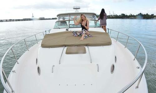Image of Sea Ray Sundancer 450 for sale in United States of America for $135,000 (£97,082) Miami Beach, FL, United States of America