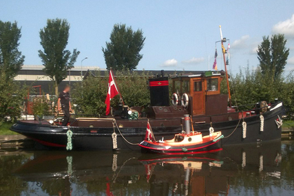 Custom Converted Tug Boat for sale in United Kingdom for €39,000 (£33,346)