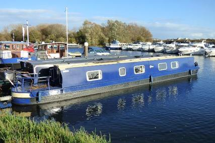 Narrowboat 58'Reeves Black Prince Duchess for sale in United Kingdom for £54,500