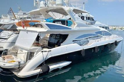 Azimut Yachts 70 for sale in Greece for €1,075,000 (£935,669)