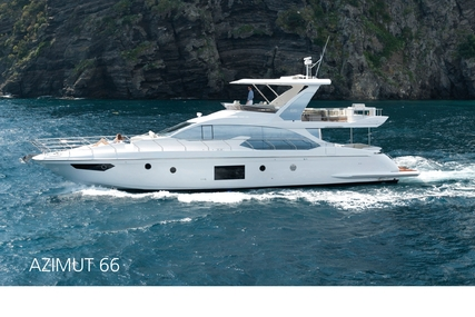 Azimut Yachts 66 for sale in Italy for €1,890,000 (£1,684,477)