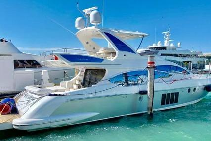 Azimut Yachts 64 Flybridge for sale in United States of America for $1,395,000 (£1,008,290)
