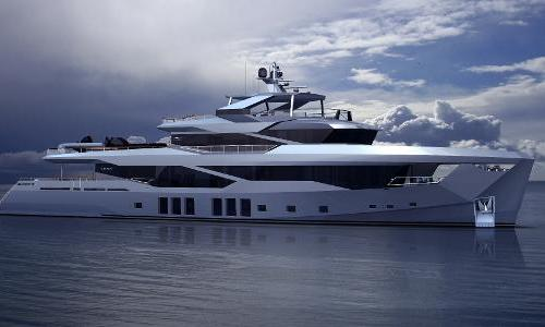 Image of Numarine 45XP Hull #1 for sale in Turkey for €17,950,000 (£15,944,359) Istanbul, Turkey