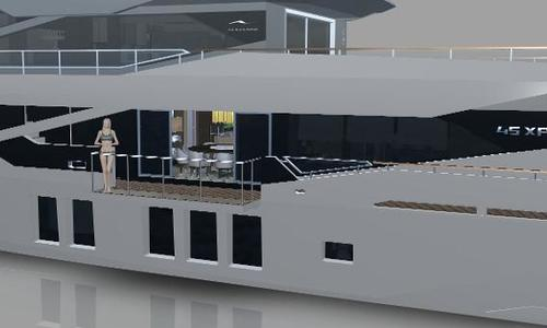 Image of Numarine 45XP Hull #1 for sale in Turkey for €17,950,000 (£15,484,016) Istanbul, Turkey