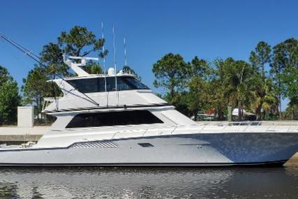 Viking 72 Enclosed Bridge for sale in United States of America for $648,000 (£463,702)
