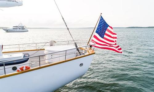 Image of Palmer Johnson Tri-Masted Staysail for sale in United States of America for $4,500,000 (£3,254,290) New York, NY, United States of America