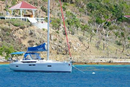 Jeanneau Sun Odyssey 479 for sale in British Virgin Islands for $189,000 (£138,271)