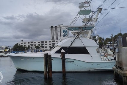 Hatteras 46 Convertible for sale in United States of America for $24,000 (£17,541)