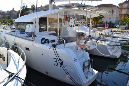 Lagoon 39 for sale in France for €245,000 (£220,276)