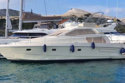 Ferretti 43 for sale in Croatia for €128,000 (£111,121)