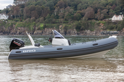 Brig Eagle 5 - NEW 2021 - ORCA Hypalon Fabric Impression for sale in United Kingdom for £29,995