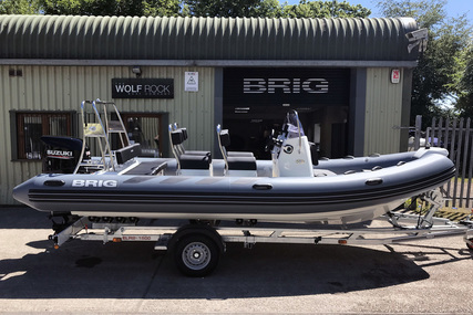 Brig Navigator 610 - NEW 2021 - ORCA Hypalon for sale in United Kingdom for £34,995