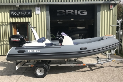 Brig Eagle 4 - NEW 2021 - ORCA Hypalon Fabric Impression for sale in United Kingdom for £21,995