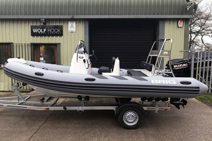 Brig Navigator 520H - NEW 2021 - ORCA Hypalon for sale in United Kingdom for £29,995