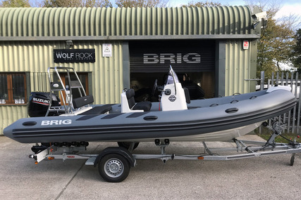 Brig Navigator 570H - NEW 2021 - ORCA Hypalon for sale in United Kingdom for £32,995