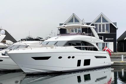 Princess 68 for sale in Sweden for kr15,595,000 (£1,855,825)