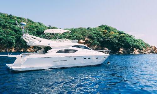 Image of Ferretti 530 for sale in Mexico for $490,000 (£354,213) Acapulco, Mexico