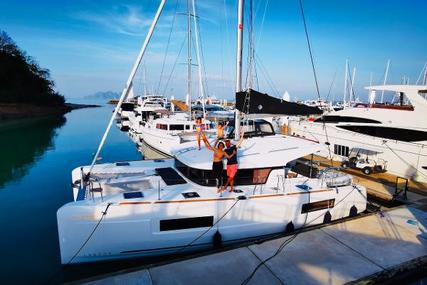 Lagoon 40 for sale in Thailand for €387,000 (£333,173)