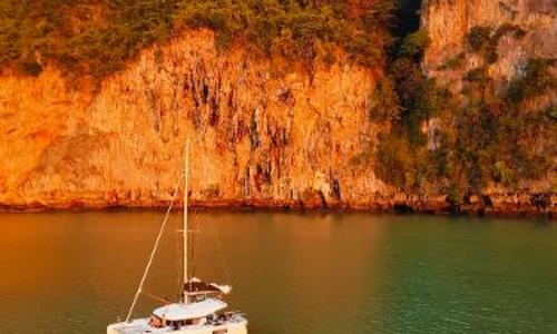 Image of Lagoon 40 for sale in Thailand for €387,000 (£334,038) Koh Phangan, Thailand