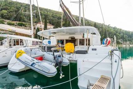 Lagoon 450 for sale in Croatia for €653,125 (£587,216)