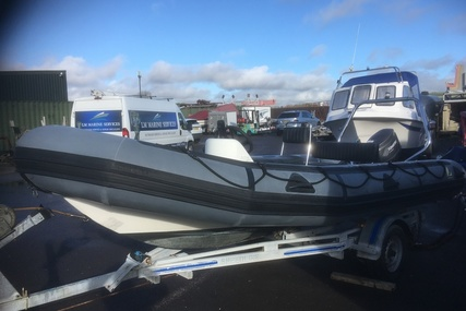 Zodiac 540 Commercial for sale in United Kingdom for £7,495