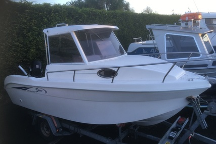 Saver 540 CABIN FISHER for sale in United Kingdom for £14,950