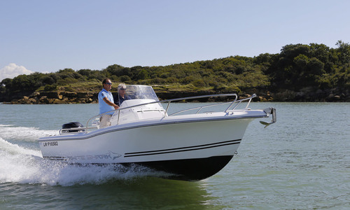 Image of White Shark 206 for sale in United Kingdom for £45,432 South West, Poole, United Kingdom