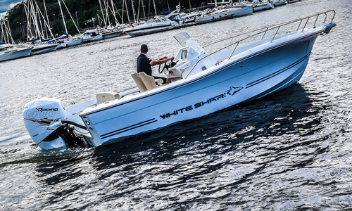 Image of White Shark 226 for sale in United Kingdom for P.O.A. South West, United Kingdom