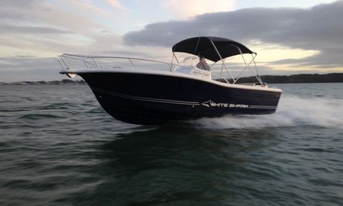 Image of White Shark 246 for sale in United Kingdom for £72,204 South West, United Kingdom